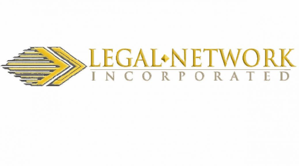 LEGAL NETWORK LOGO